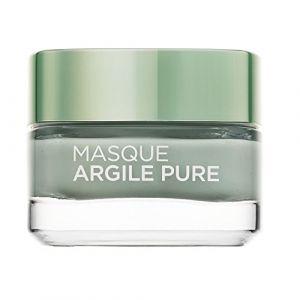 L'Oréal Masque Visage Purifiant Matifiant à l'Argile/à L'eucalyptus 50 ml