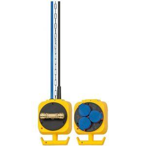 Brennenstuhl Distributeurs - bloc énergie air comprimé IP44