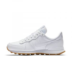 Nike Chaussure Internationalist pour Femme - Blanc - Taille 35.5 - Female