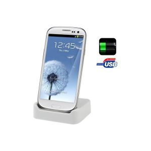 Yonis Y-dscsgs3b - Dock de synchronisation Samsung Galaxy S3 I9300 chargeur