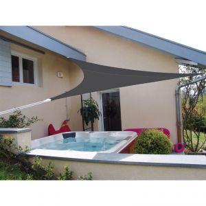 sun & vela Easy Sail - Voile d'ombrage triangle 4 m