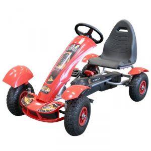 Mgm Kart en métal avec roues gonflables