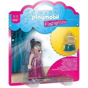 Playmobil 6881 Fashion Girl - Tenue De Gala