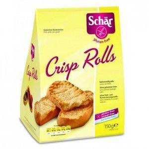 Dr Schär Crisp Rolls petits grillés
