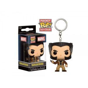 Funko Marvel Wolverine Bobblehead Pocket Pop! Porte-Clés Vinyl Figurine