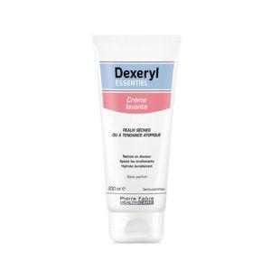 Pierre Fabre Dexeryl Essentiel - Crème lavante peaux sèches