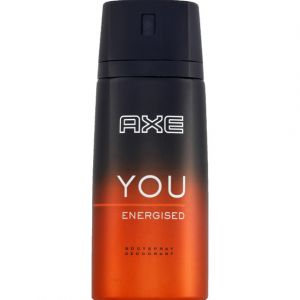 AXE You Energised - Bodyspray déodorant
