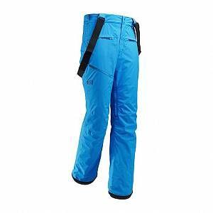Millet Atna Peak Pantalon de Ski Homme, Electric Blue, FR (Taille Fabricant : XL)