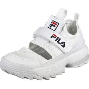 FILA Disruptor Halfsandal W Chaussures White