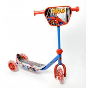 Templar Trotinette 3 roues Spiderman Spectacular