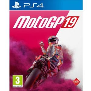 Jeu PS4 Namco Moto GP 19 [PS4]