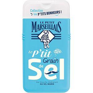 Le Petit Marseillais Collection Les P'tits Bonheurs : Le P'tit Grain de Sel - Gel douche hydratant