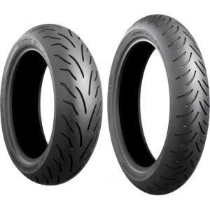Bridgestone 120/80-14 58S BT SC Front
