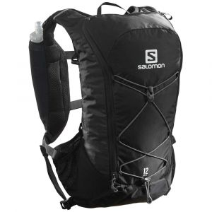Salomon Agile 12 Kit sac à dos, black Sacs à dos course à pied