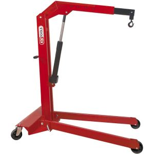 KS Tools 160.0015 - Grue mobile pliante standard capacité 1t