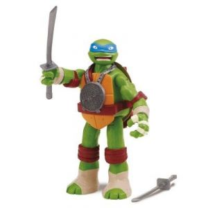 Giochi Preziosi Leonardo - Figurine Tortues Ninja Hand-to-Hand Fighters