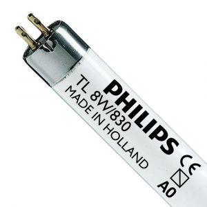 Philips G5 Tube Fluorescent 8w 3000K /830 Incandia