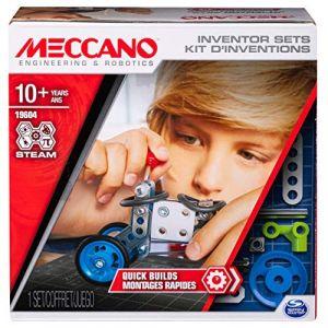 Meccano Kit d'inventions : Montages rapides