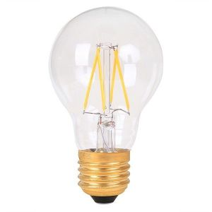 Girard sudron Ampoule led filament E27 4 watt (eq. 40 watt) Dimmable - Finition - Claire -