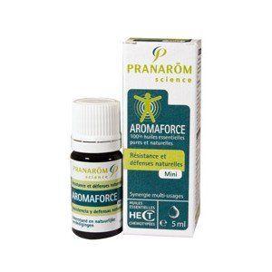Pranarôm Aromaforce résistance et défenses naturelles - Solution 5 ml