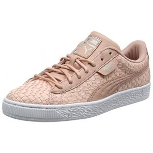 Puma Basket Satin Ep Rose Baskets/Tennis Femme