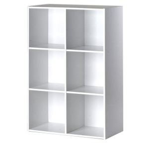 Etagere 6 cases comparer 88 offres for Meuble 6 cases