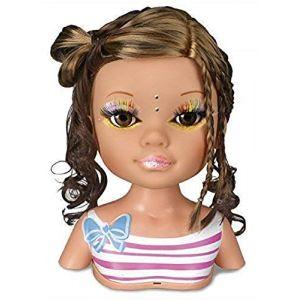 Famosa Bricoomarket - Poupée à coiffer Nancy A Day Of Beauty Secrets (23 cm)