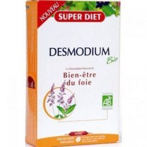 Super Diet Desmodium bio, 20 ampoules de 15ml