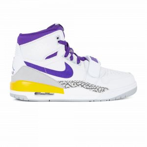 Nike Chaussure Air Jordan Legacy 312 Homme - Blanc Blanc - Taille 46