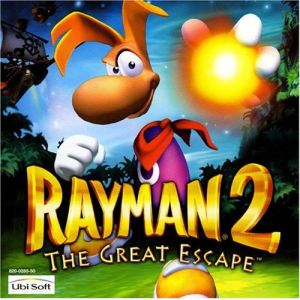 Rayman 2 : The Great Escape [Dreamcast]
