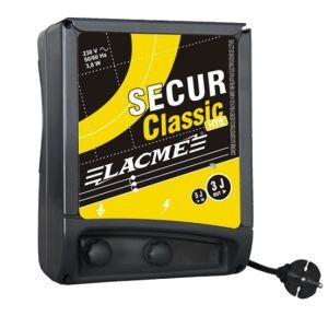 Lacme Electrificateur sur secteur Secur classic 3 joules