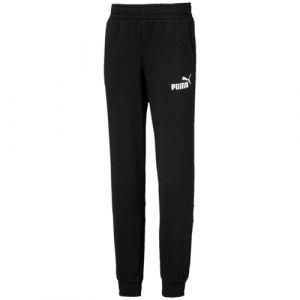 Puma Pantalon de survêtement Amplified pour garçon, Noir, Taille 140 |