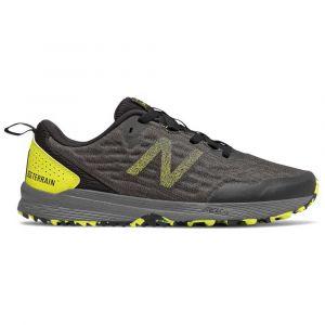 New Balance Trail running New-balance Nitrel V3 - Black / Yellow - Taille EU 46 1/2