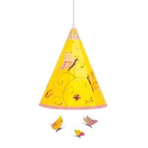 L'oiseau bateau Suspension Nuitéjours Papillons