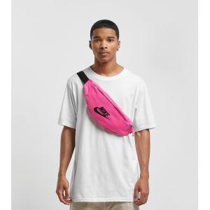Nike Sac banane Sportswear Heritage Violet / Noir