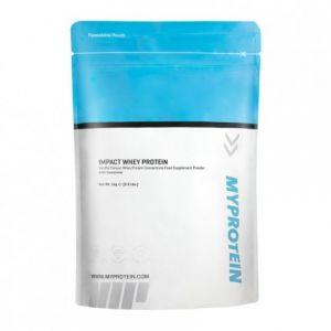 Myprotein Impact Whey Protein, Vanille, Poche, 1 kg