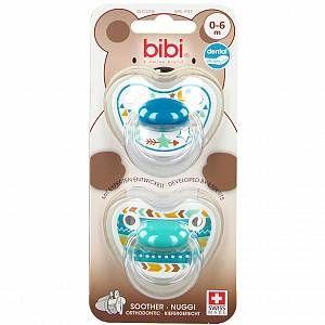 Bibi Tétine Happiness Trends Duo Dental 0-6m