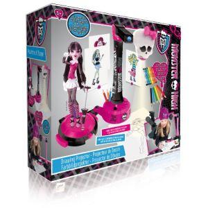Image de IMC Toys Projecteur à dessins Monster High