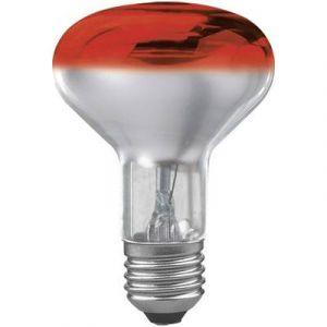 Paulmann Ampoule R80 culot E27-60W-rouge Osram