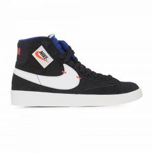 Nike Baskets montantes Blazer Mid Rebel en daim Noir