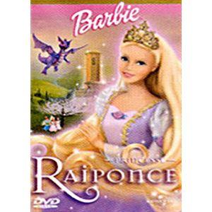 Image de Barbie : Princesse Raiponce