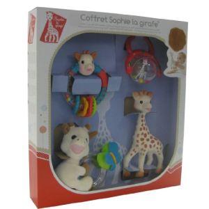 Vulli Coffret naissance multi-produits Sophie la girafe