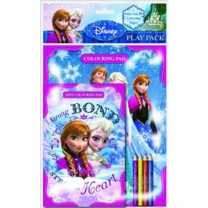 Anker Pack de jeux La Reine des neiges