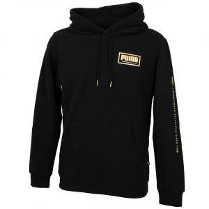 Puma Sweat-shirt Holiday black cap sweat Noir - Taille EU M,EU L