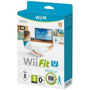 Wii Fit U + Fit Meter [Wii U]