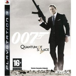 007 : Quantum of Solace [PS3]