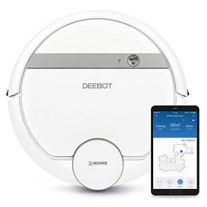 Ecovacs DEEBOT D900 - Robot aspirateur et laveur