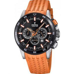 Festina F20353 - Montre pour homme avec bracelet en silicone