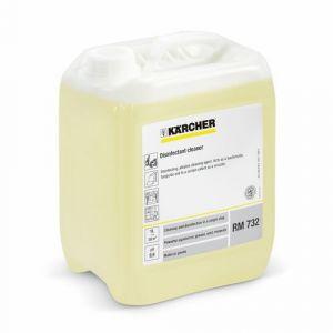 Kärcher Désinfectant detergent 732, 5 L - 6.295-596.0 - -