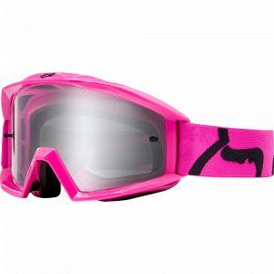 Fox Main Race - Masque - rose Masques